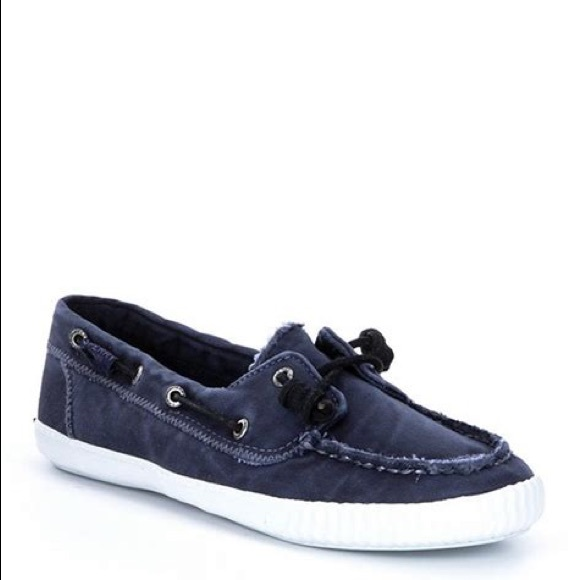 Sperry Shoes - Sperry Sayel Away Navy